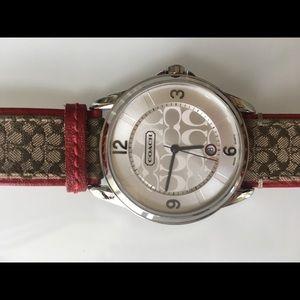 Classic Signature Coach Watch
